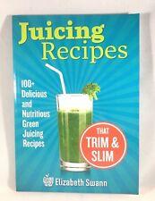 Juicing Recipes 100Pls Delicious and Nutritious Green Juicing Recipes That Trim