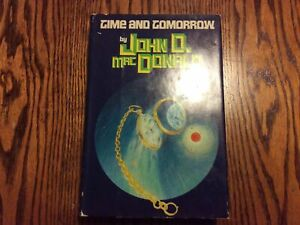 Time And Tomorrow By John D. MacDonald (Hardcover, 1979)