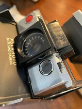 Polaroid Sx 70 Land Camera Holder #113 and close-up lens #121 in new condition!!
