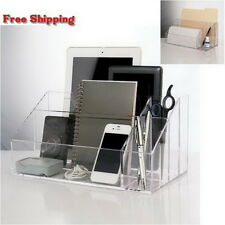 New Clear Acrylic Display Makeup Cosmetics Jewelry Organizer Box Storage Holder