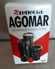 Reflecta Vario-Agomar 70-120mm f/3.0 Projector Lens - Boxed and mint