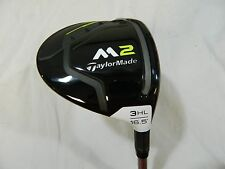 2017 Taylormade M2 16.5* 3 HL Fairway Wood M2 Reax Ladies flex Graphite M 2