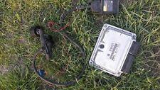 Steuergerät  + Chip box VW Polo 9n 1,9 TDI AXR