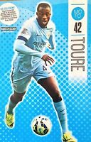 MOTD Match Of The Day football magazine picture poster Manchester City - VARIOUS