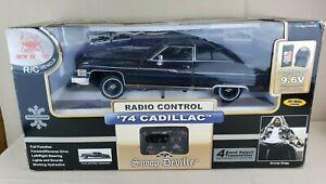 2005 Snoop Deville R/C Car '74 Cadillac Hydraulics Radio Control SEE VIDEO