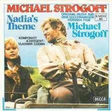 "Vladimir Cosma Michael Strogoff 7"" Single Vinyl Schallplatte 43609"