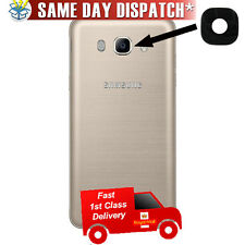 Genuine Samsung Galaxy J5 2016 SM-J510 Main Glass Back Camera Lens Rear Cover UK