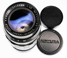 Komura 105mm f3.5 Leica SM  #2333190