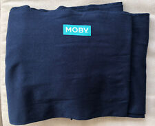 Moby Classic Wrap In Midnight Blue