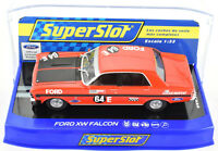 "Scalextric ""Moffat"" Ford XW Falcon DPR W/ Tail Lights 1/32 Scale Slot Car C3872"
