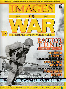 IMAGES OF WAR Magazine Issue 19 - RACE FOR TUNIS