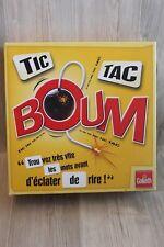 Jeu de société Tic Tac Boum - Goliath 100% complet