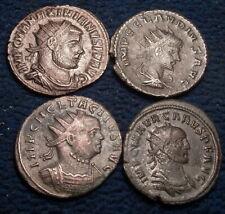 TACITUS - CARUS - CLAUDIUS - MAXIMINIANUS - LOT