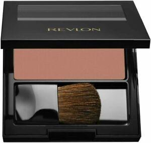 Revlon Powder Blush With Brush Mauvelous 003