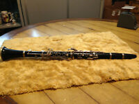 selmer bundy clarinet with b portnoy bp 02 mouth piece