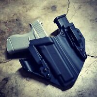 """Glock 48 Fits - """"ARSENAL"""" Appendix IWB Kydex Concealed Carry Holster"""