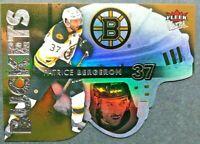 2014-15 Fleer Ultra Hockey Buckets #BB-3 Patrice Bergeron Boston Bruins Diecut