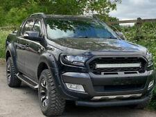 Ford Ranger T7 Wildtrak Ultimate Stealth Grille - Grille Upgrade - Matte Black