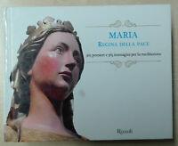 Maria regina della pace 365 pensieri e 365 immagini Libro Come Nuovo N