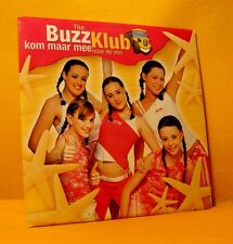 Cardsleeve single CD The Buzz Klub Kom Maar Mee Naar De Zee 2TR 2003 Kids Pop