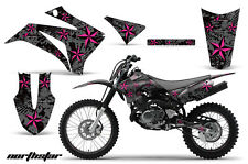 YAMAHA TTR 125 Graphic Kit AMR MX Racing # Plates Decal Sticker TTR125 08-13 NSP