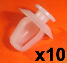 10 Citroen Exterior Door Moulding Trim Clip Saxo Xsara