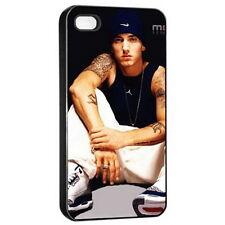 Celebrites Usher Eminem Apple iPhone 4/4s Seamless Case Cover Black NEW Gift