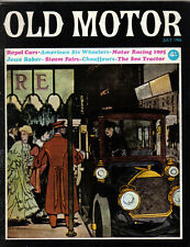 Old Motor July 1966 Vol 4 No 11 Steam Fairs Jesse Baker Sea Tractor Royal cars +