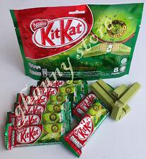 Nestle KitKat Green Tea Matcha Mocha Chocolate Confectioner New