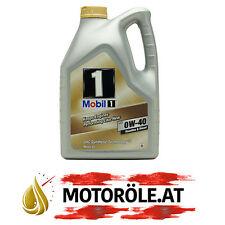 1x 5l Liter Mobil 1 FS 0W-40 Motoröl - MB 229.5, Porsche A40 (ehem. NEW LIFE)