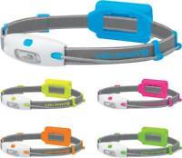 Led Lenser NEO Stirnlampe Kopflampe nur 54 gr. einmalige 150° technologie lesen
