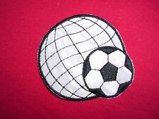 Aufnäher Ball Fußball Patches Kinderball Abzeichen Kinder Flicken play soccer