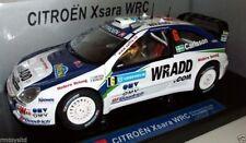 SUNSTAR 1/18 - 4426 CITROEN XSARA WRC RALLY SWEDEN 2007 CARLSSON GIRAUDET