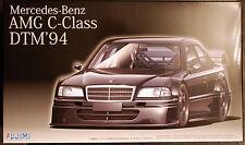 1994 Mercedes Benz AMG C Klasse DTM, 1:24, Fujimi 126425