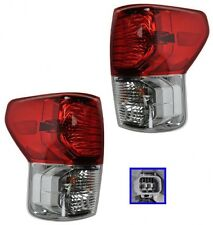 2010 - 2013 TOYOTA TUNDRA TAIL LAMP LIGHT PAIR LEFT AND RIGHT SET