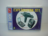 Star Trek Exploration Set AMT Model Kit 1974 Factory Sealed Box S958