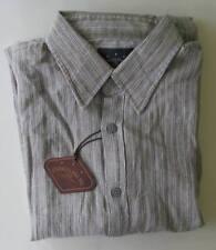 Linen Long Sleeve Regular Size L Casual Shirts for Men
