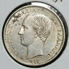 1873-A 1 Drachmai Greece