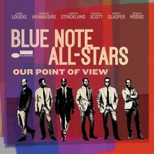 BLUE NOTE ALL-STARS - OUR POINT OF VIEW  2 VINYL LP NEU