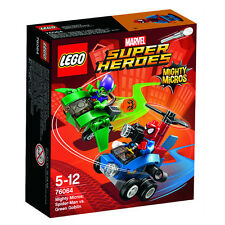 LEGO Marvel Super Heroes Mighty Micros Spider-Man vs Green Goblin 76064