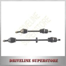 HYUNDAI ELANTRA GL GLX HVT AUTO two CV JOINT DRIVE SHAFT YEAR FROM 11/2000-2005