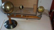 Rare 1st generation Antique Brass Trippensee Planetarium w/ Shipping Box