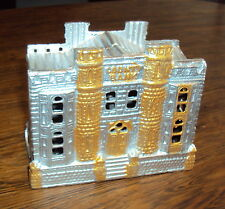 Cast Iron County Bank Coin Bank