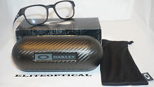 OAKLEY RX Eyeglasses New Authentic Cloverleaf black OX1078-0849 49-19-140