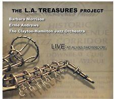 L.A. Treasures Project - Clayton-Hamilton Jazz Orchestra (2014, CD NEU)