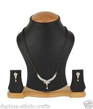 MS35 Daphne Zircon Studded Art Mangalsutra set for Women, Gift for Wife