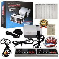 Mini Retro Game Entertainment System Console 620 Built-In Classic Games