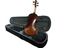 VIOLINS-CLOSEOUT-NEW CONCERT 4/4 FULL SIZE-MAPLE FLAMED BACK VIOLIN-GERMAN