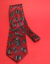 Maths Symbols Design Maroon Tie End of Term Maths Teacher Lecturer Student Gift