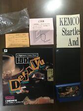 New rare software. Family Computer『Dejavu』from Japan